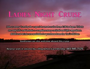Ladies Night Cruise